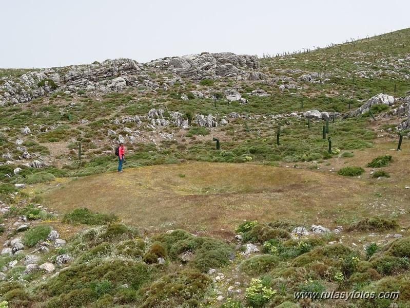 Quejigales-Tajo del Canalizo-Enamorados-Cerro Alto