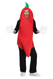 Dräkt Party, spansk peppar