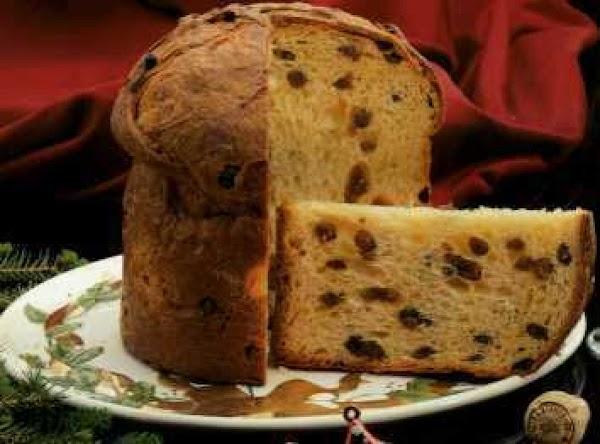 Panettone Bread Pudding Recipe