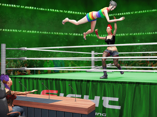 Tag Team Wrestling Superstars 2019: Hell In Cell 1.1.1 screenshots 6
