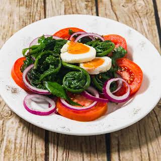Pako Salad.
