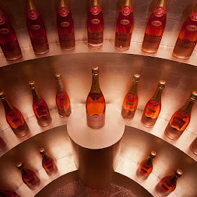 Pink by Gary Pope - Food & Drink Alcohol & Drinks ( interior design, wine, food, drinks )