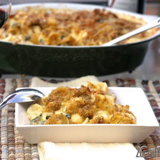 Mac and Cheese with Kale and Gruyere Recipe