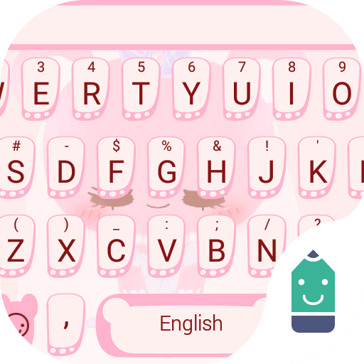 Sakura Bride Theme Keyboard