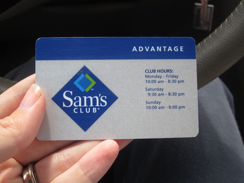 Photo: I love being a Sam's club member!  It saves me money on so many of the things I need - like face washes to keep my skin great!