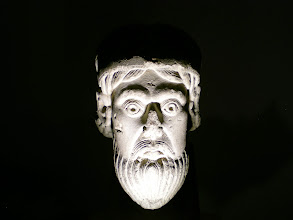 Photo: Etapa 20.Cap romànic. Museu Catedral. Astorga.