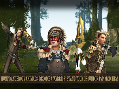 Be Red Cloud-Warriors & Tribes- screenshot thumbnail