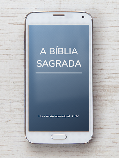 A Bíblia Sagrada - NVI for PC