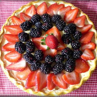 No Bake Berry Good Cheesecake