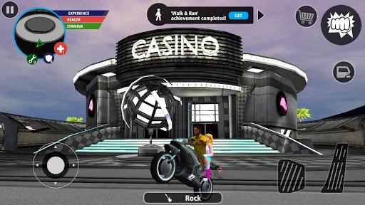 Code Triche New Gangster Crime mod apk screenshots 1