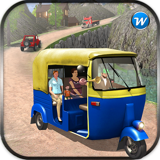 Off Road Tuk Tuk Auto Rickshaw (game)