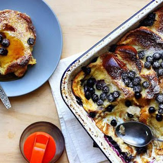 Yogurt Baked French Toast Recipes