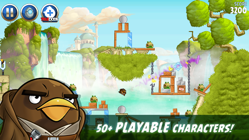 Angry Birds Star Wars II Free screenshot 9