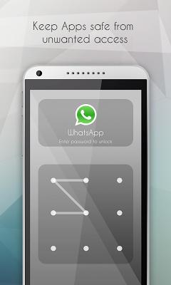 App Locker: Password lock - screenshot