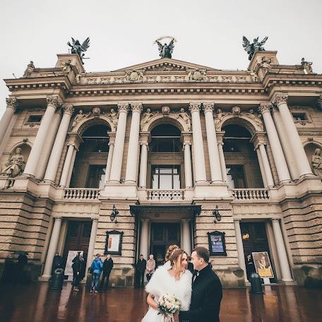 Wedding photographer Andrey Kunickiy (kynitskiy). Photo of 13.12.2017