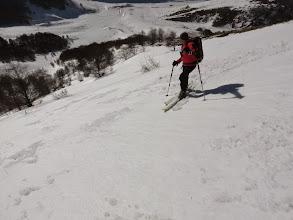 Photo: In basso neve cotta al punto giusto