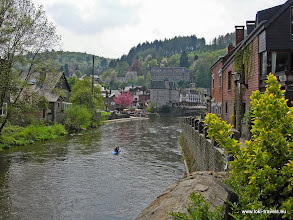 Photo: 2006-05-06. La Roche en Ardenne.  www.loki-travels.eu