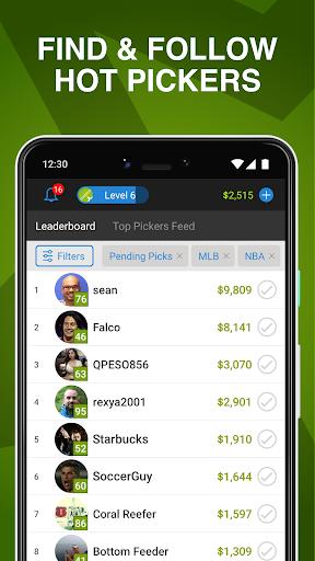 Onside Sports: Scores, Live Odds & Bet Tracking Screenshots 5