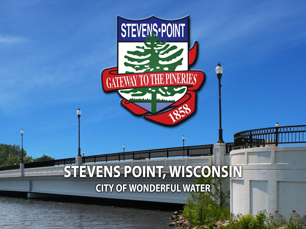 City of Stevens Point- screenshot
