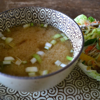Miso-Ginger Soup Recipe