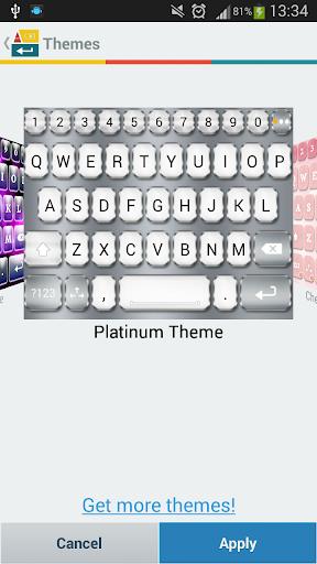 A. I. Type Platinum א