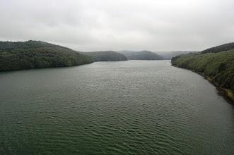 Photo: BRETANYA 2013. Vista del riu Aulne des del pont.