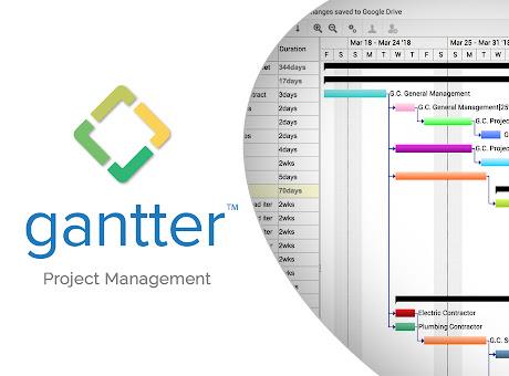 Gantter Project Management