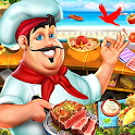 Cooking Village: Restaurant Games & Cooking Games icon