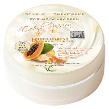 Exotisk passion body butter 100 ml