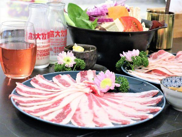 良辰採集鍋物。竹北文青風火鍋,在新竹也吃得到台南的味道