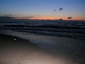 Photo: Waves of the sea. Warnemünde.