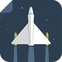 Space Raider - an awesome space shooter icon