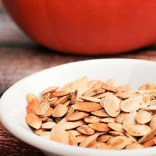 Crispy (Soaked) Pumpkin Seeds