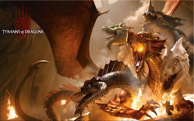 Dragon Themes & New Tab