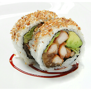 Teriyaki Chicken & Avocado Big Roll