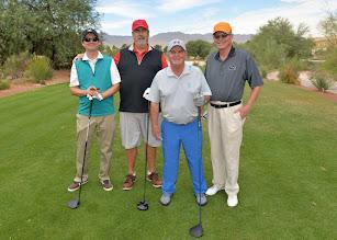 Photo: Rick Maples, John Zabolio, Rick LaSpaluto, Mike Strahan
