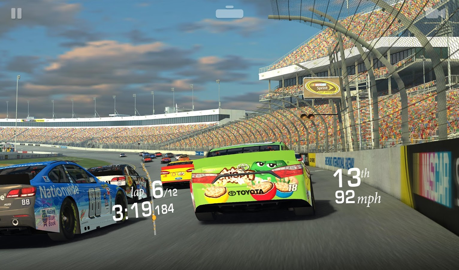 Real Racing 3 – Capture d'écran