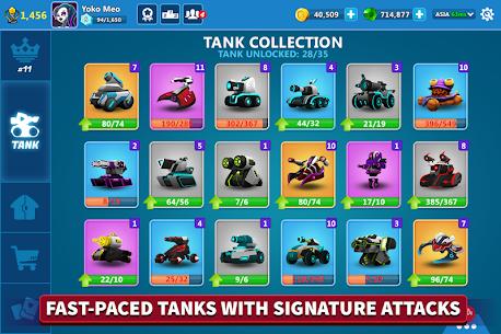 Tank Raid Online 2.66 Apk Mod (Unlimited Money) Latest Version Download 2