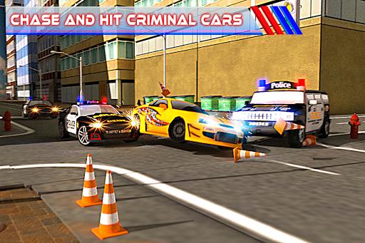 Criminal Police Car Chase 3Dud83dudc6e  screenshots 9