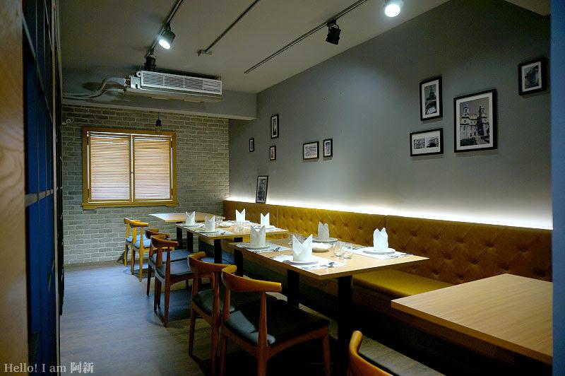 公益路餐廳,威尼斯歐法料理-8