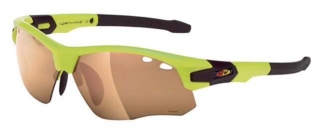 gafas ciclismo verdes