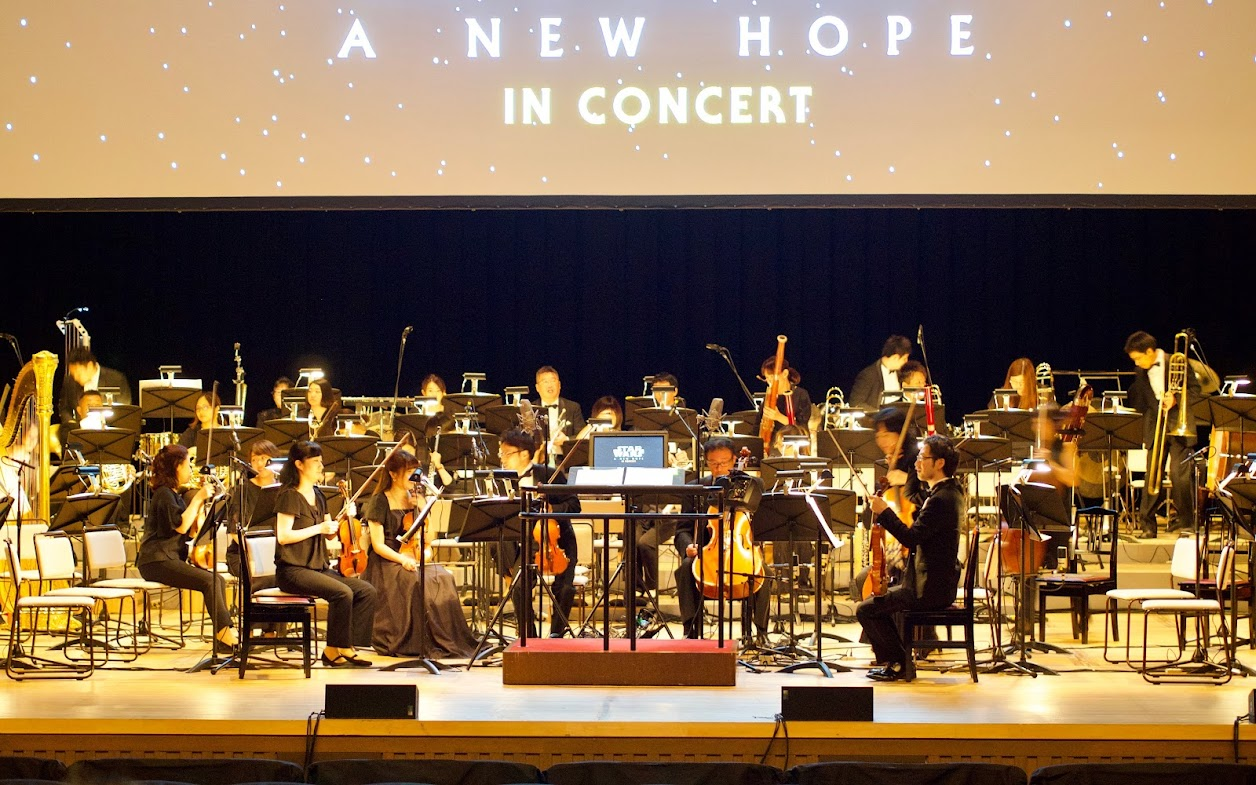 Star Wars in Concert 2018 Osaka Festival Hall