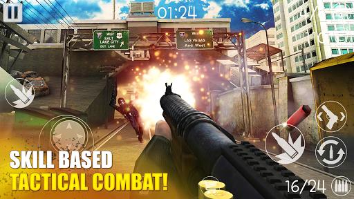 Code Triche Call Of Battlefield - FPS APK MOD (Astuce) screenshots 2