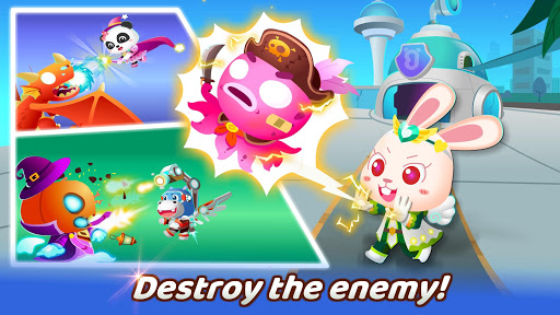 Little Panda's Hero Battle Game 8.28.00.00 screenshots 4