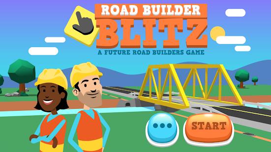Road Builder Blitz - náhled