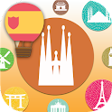 Learn&Read Spanish Travel Word icon