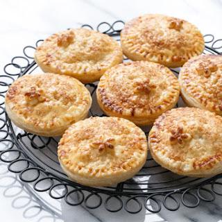 Marzipan Pear Hand Pies