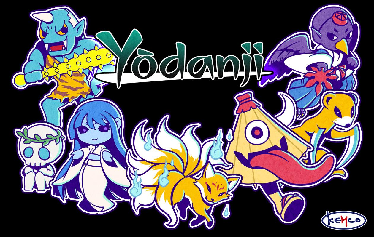 Yōdanji: The Roguelike- screenshot