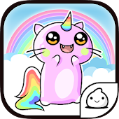 Unicorn Cat Evolution - Idle Cute Kawaii Clicker