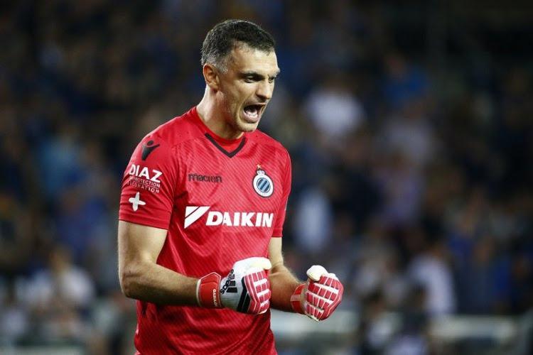 OFFICIEEL: Club Brugge ontbindt contract in onderling overleg met geflopte doelman